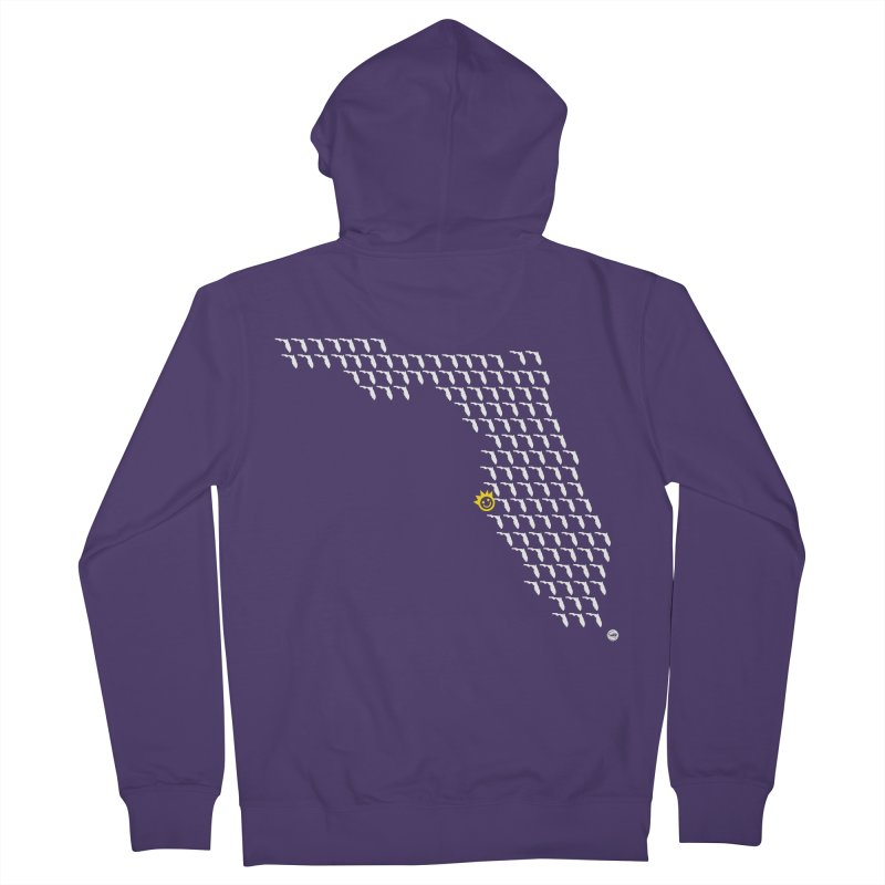 Sunshine City Classic Women's French Terry Zip-Up Hoody by I Love the Burg Swag