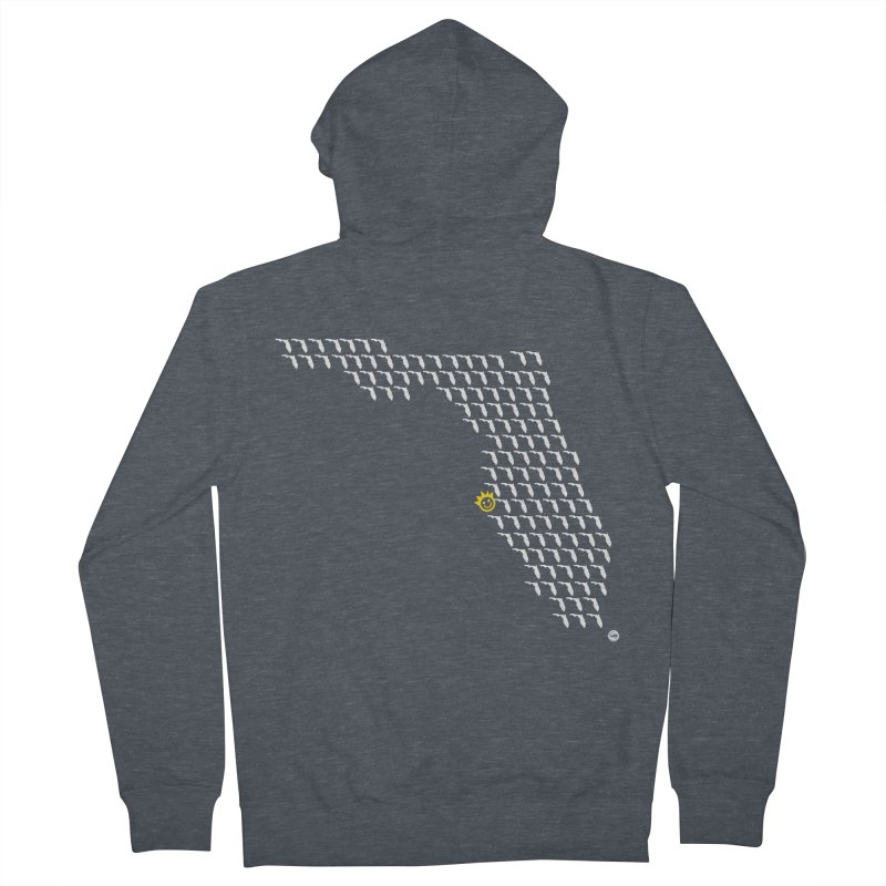 Sunshine City Classic Men's Zip-Up Hoody by I Love the Burg Swag