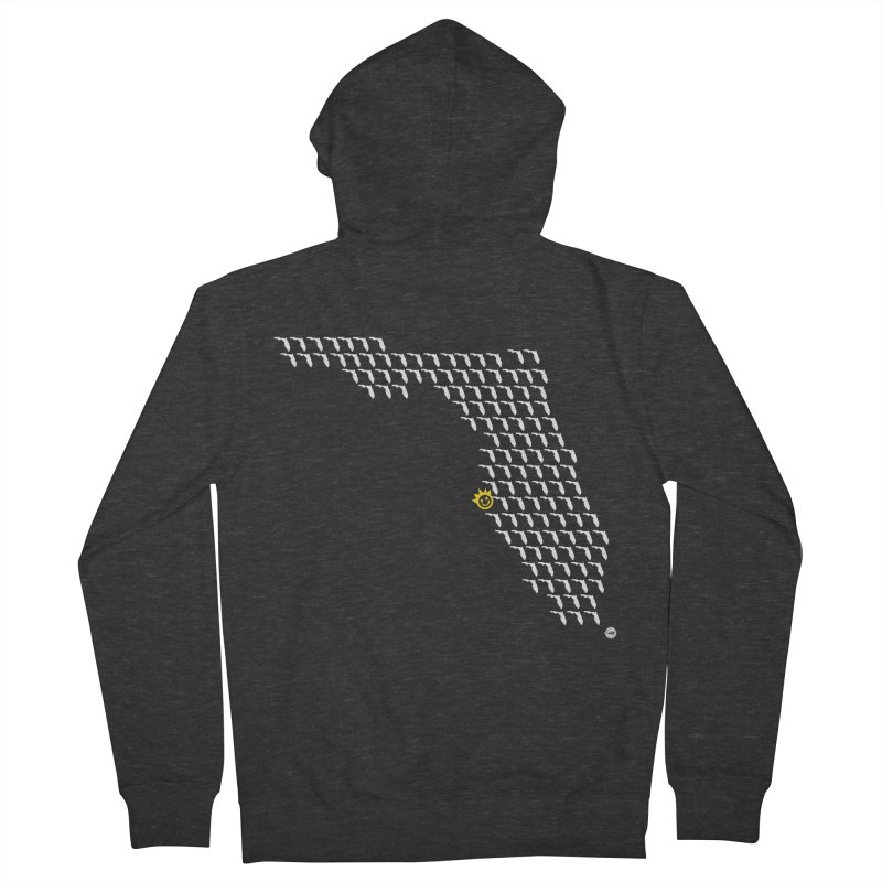 Sunshine City Classic Men's French Terry Zip-Up Hoody by I Love the Burg Swag