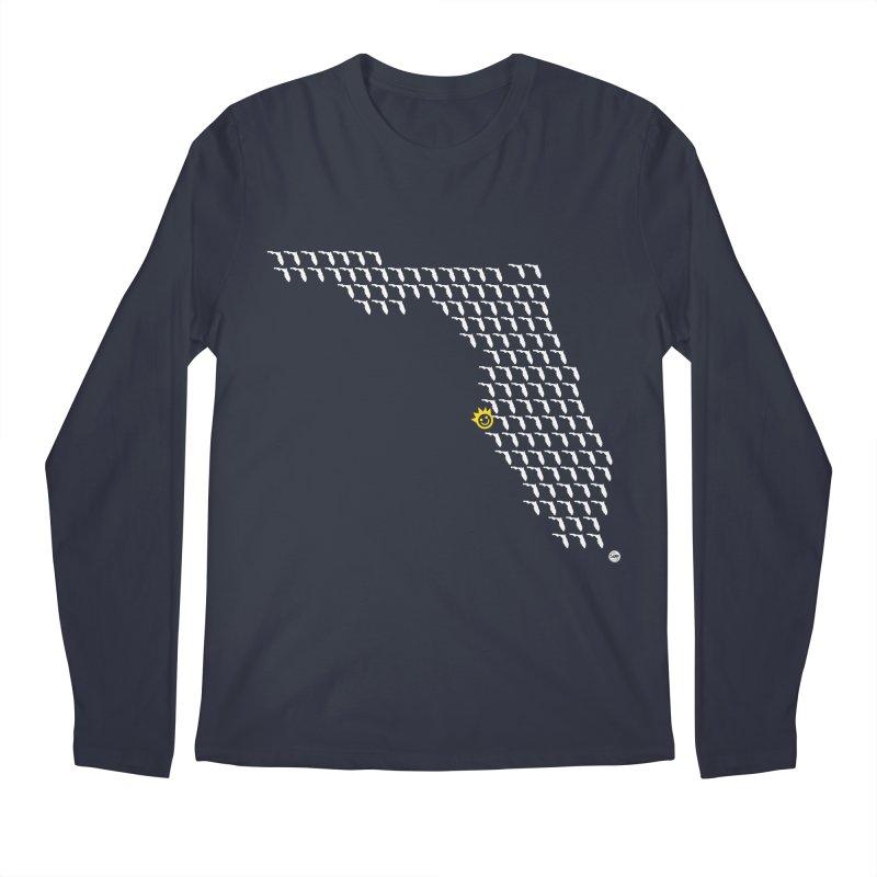 Sunshine City Classic Men's Regular Longsleeve T-Shirt by I Love the Burg Swag