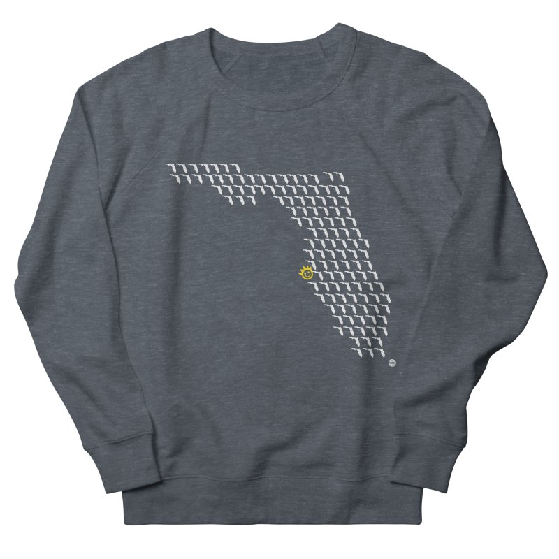 Sunshine City Classic Women's French Terry Sweatshirt by I Love the Burg Swag