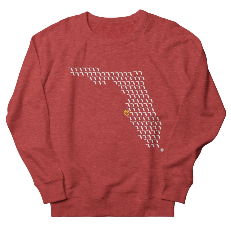 Sunshine City Classic Women's French Terry Sweatshirt by I Love the Burg Swag