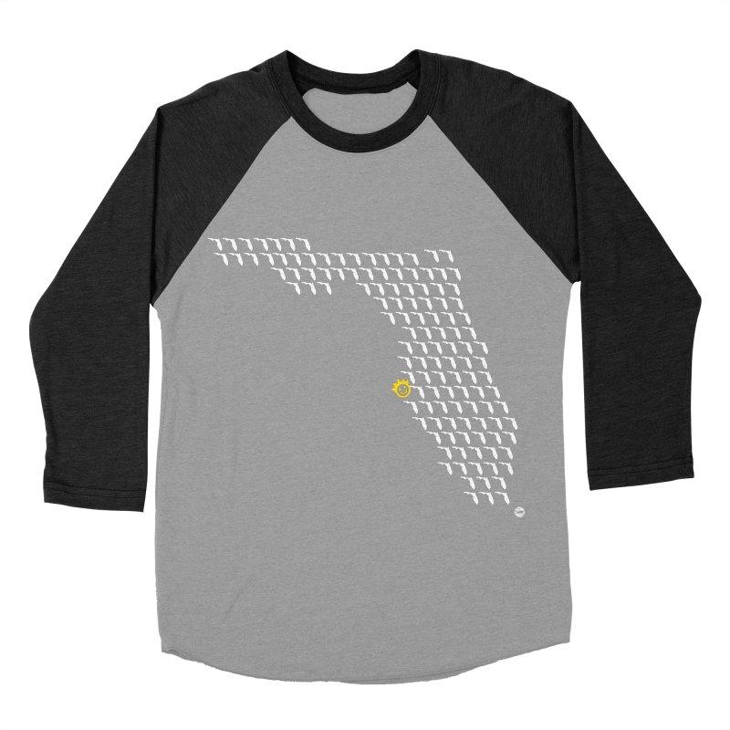 Sunshine City Classic Men's Baseball Triblend Longsleeve T-Shirt by I Love the Burg Swag