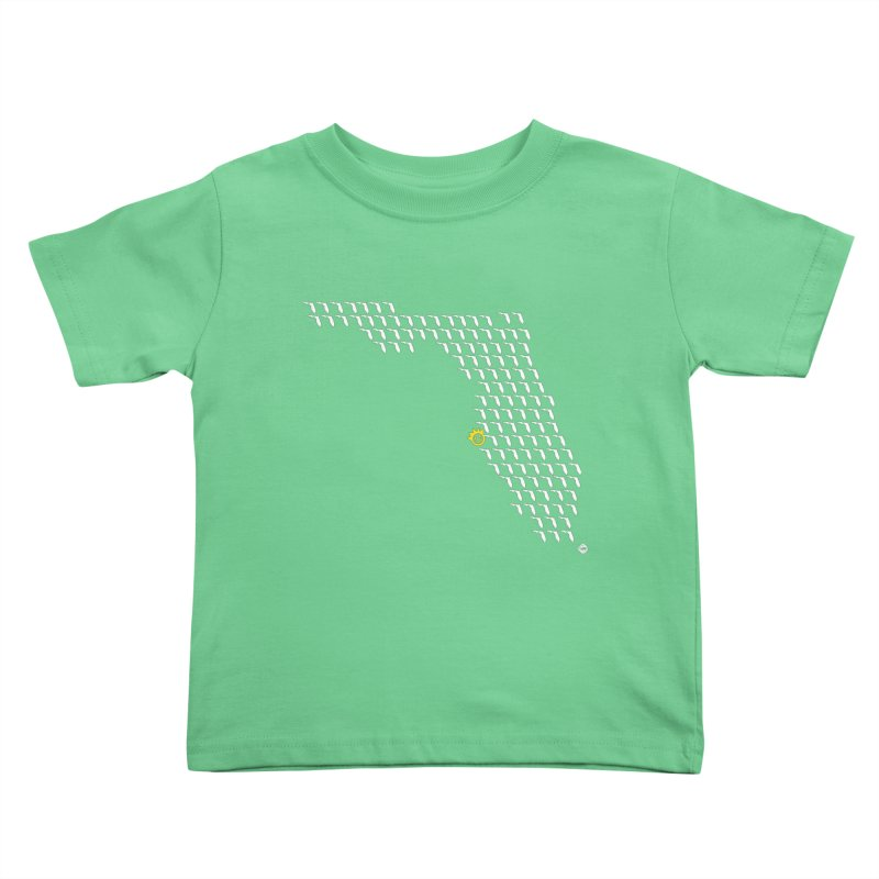 Sunshine City Classic Kids Toddler T-Shirt by I Love the Burg Swag