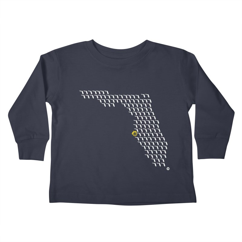 Sunshine City Classic Kids Toddler Longsleeve T-Shirt by I Love the Burg Swag