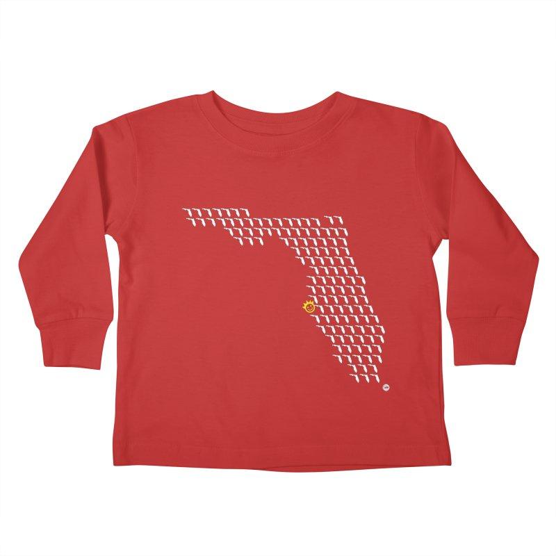Sunshine City Classic Kids Toddler Longsleeve T-Shirt by I Love the Burg Swag