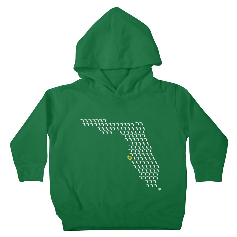 Sunshine City Classic Kids Toddler Pullover Hoody by I Love the Burg Swag