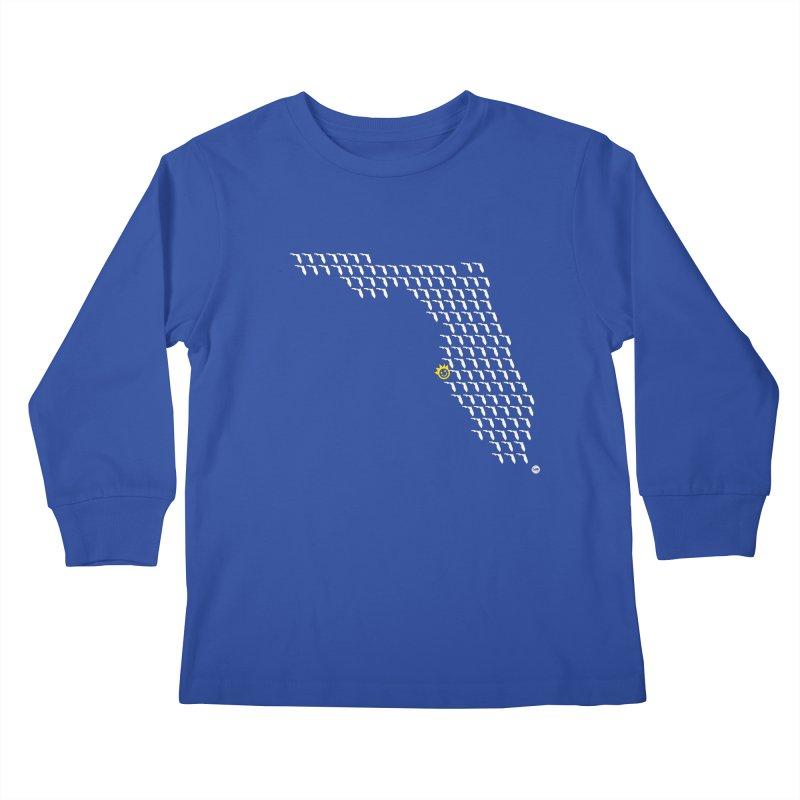 Sunshine City Classic Kids Longsleeve T-Shirt by I Love the Burg Swag