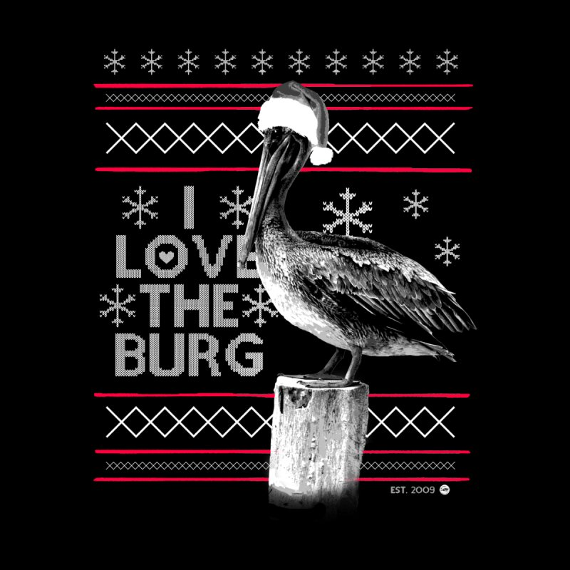 The St. Pete Ugly Sweater Men's Tank by I Love the Burg Swag