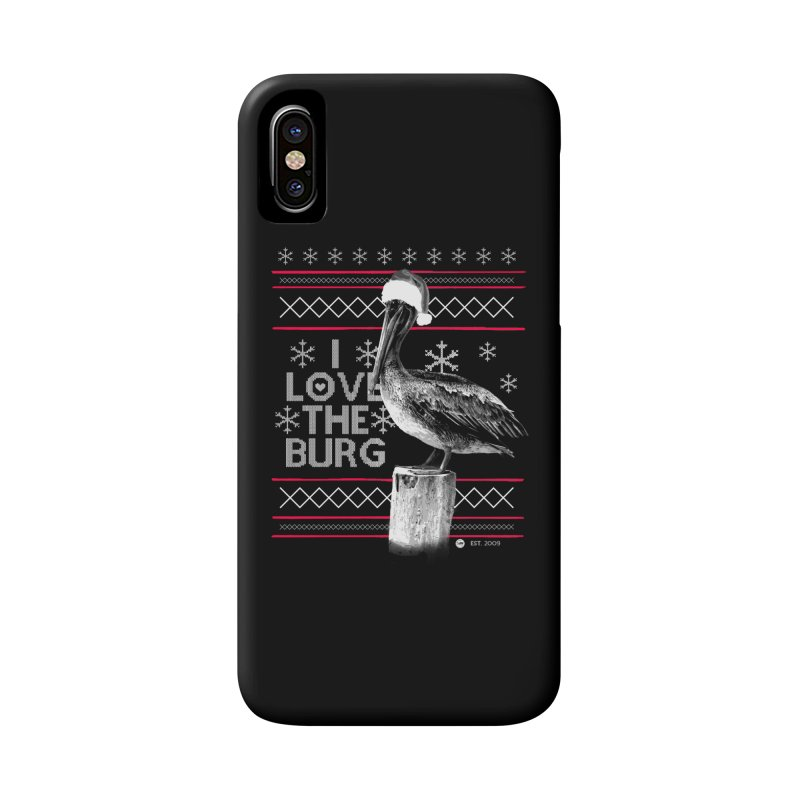 The St. Pete Ugly Sweater Accessories Phone Case by I Love the Burg Swag