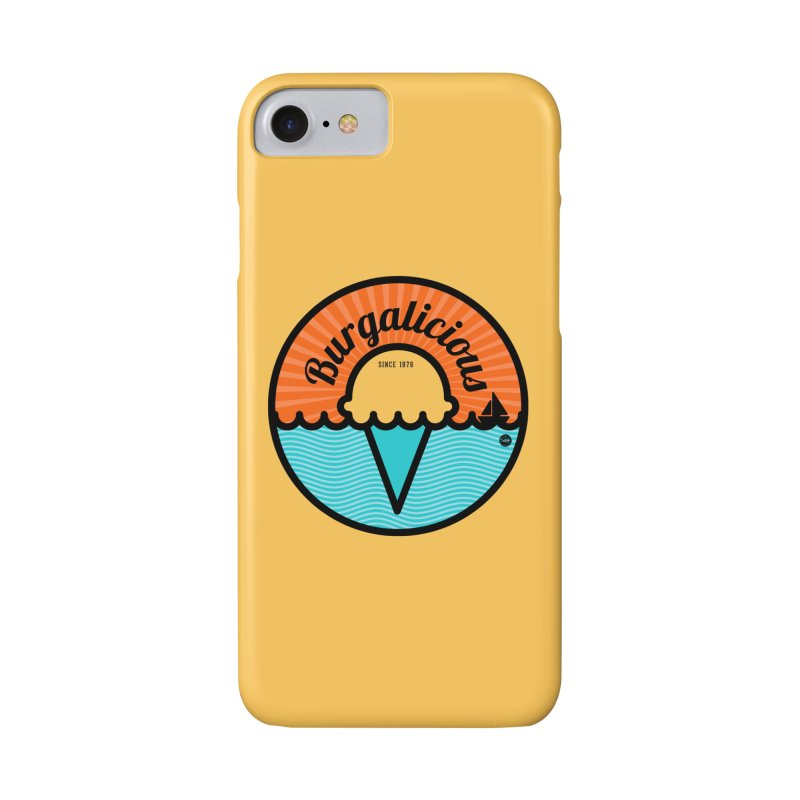 Burgalicious Accessories Phone Case by I Love the Burg Swag