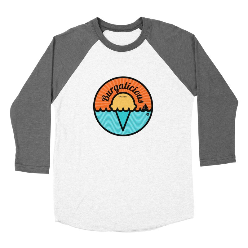 Burgalicious Women's Longsleeve T-Shirt by I Love the Burg Swag