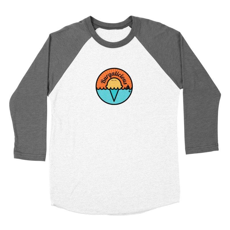 Burgalicious Men's Longsleeve T-Shirt by I Love the Burg Swag