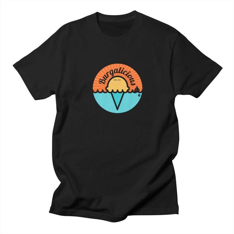 Burgalicious Women's Regular Unisex T-Shirt by I Love the Burg Swag