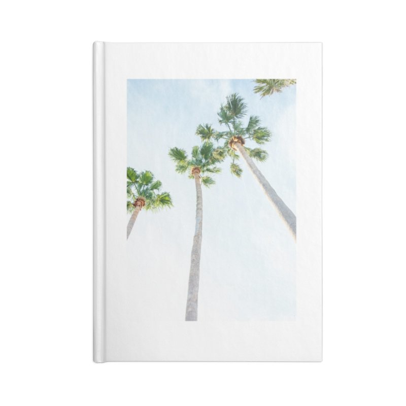 PALM TREES | ST. PETE, FL Accessories Notebook by I Love the Burg Swag
