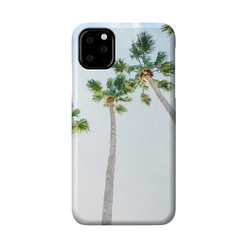 PALM TREES | ST. PETE, FL Accessories Phone Case by I Love the Burg Swag