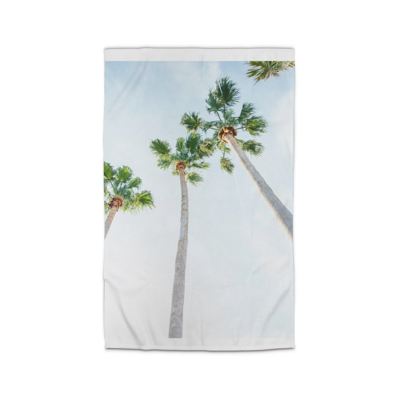 PALM TREES | ST. PETE, FL Home Rug by I Love the Burg Swag