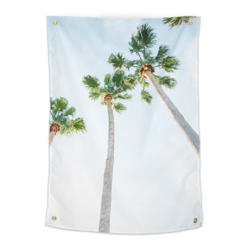 PALM TREES | ST. PETE, FL Home Tapestry by I Love the Burg Swag
