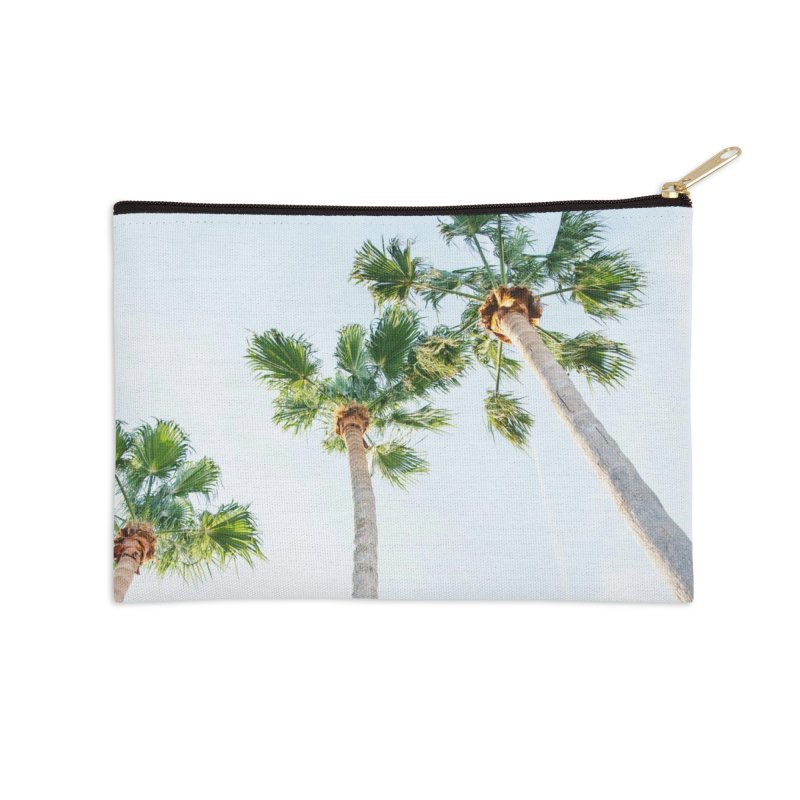 PALM TREES | ST. PETE, FL Accessories Zip Pouch by I Love the Burg Swag