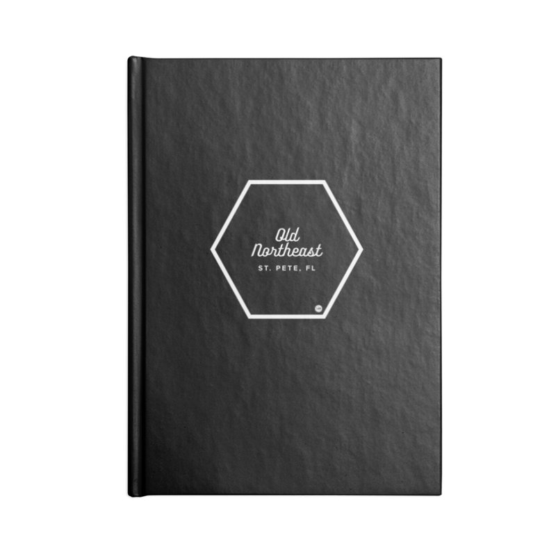 OLD NORTHEAST Accessories Notebook by I Love the Burg Swag