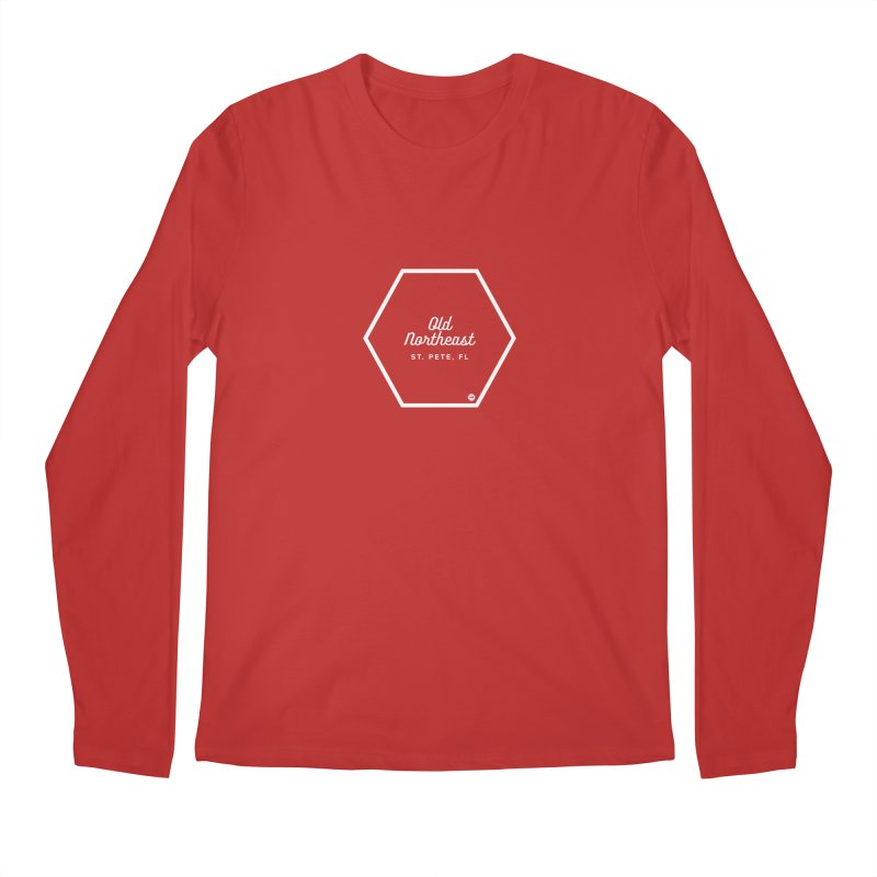OLD NORTHEAST Men's Regular Longsleeve T-Shirt by I Love the Burg Swag