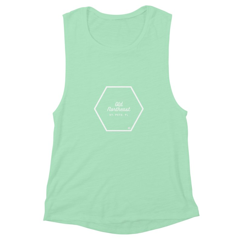 OLD NORTHEAST Women's Tank by I Love the Burg Swag