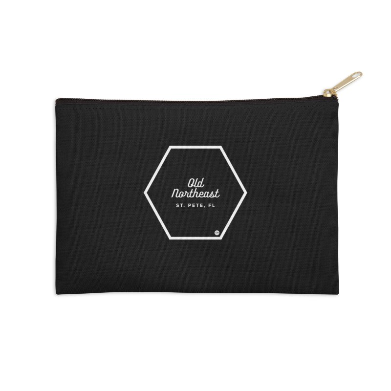 OLD NORTHEAST Accessories Zip Pouch by I Love the Burg Swag