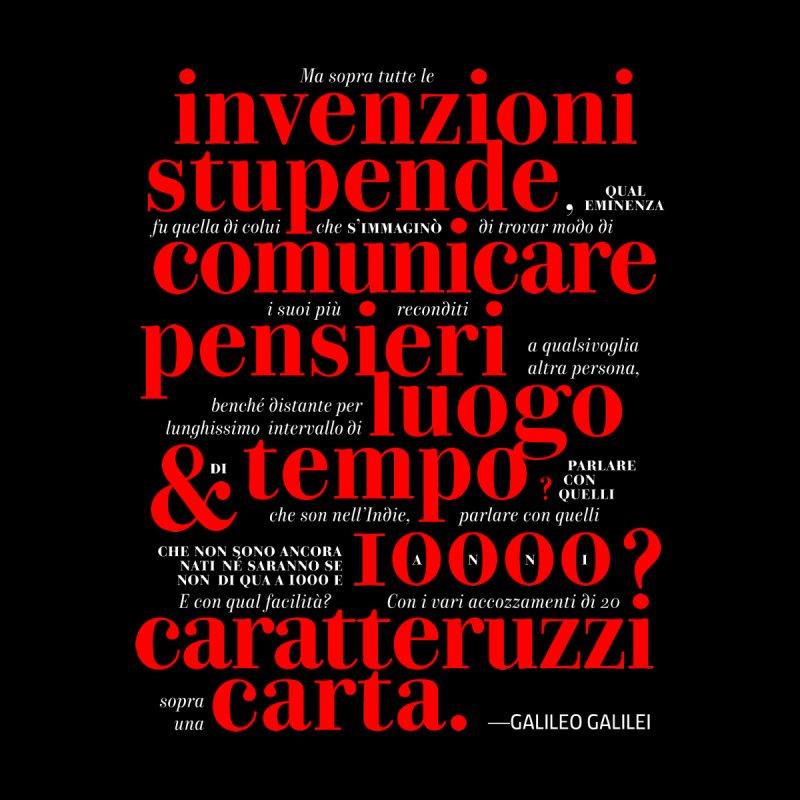 Caratteruzzi / Black ed.  by ilpiac