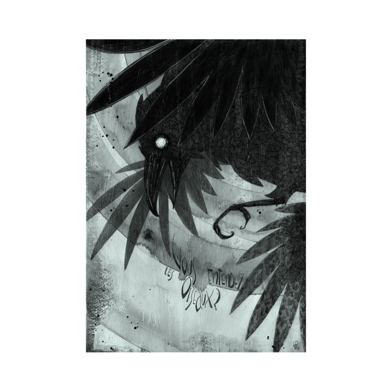 Oiseaux by ilustramar's Artist Shop