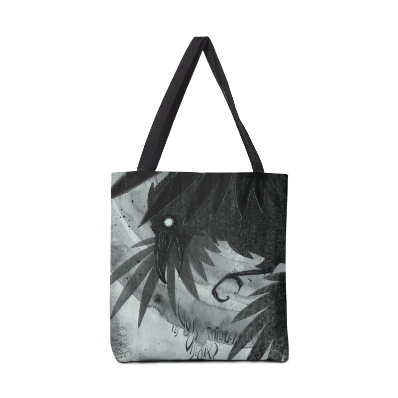 Oiseaux Accessories Tote Bag Bag by ilustramar's Artist Shop