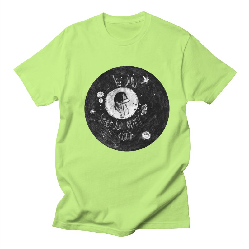 Planète (circle) Women's Unisex T-Shirt by ilustramar's Artist Shop