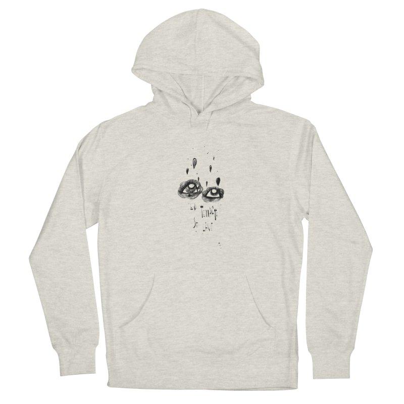 Tempête Men's Pullover Hoody by ilustramar's Artist Shop
