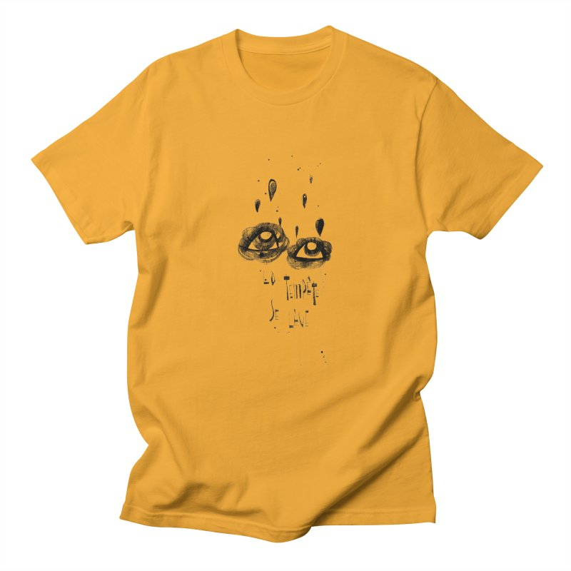 Tempête Men's Regular T-Shirt by ilustramar's Artist Shop