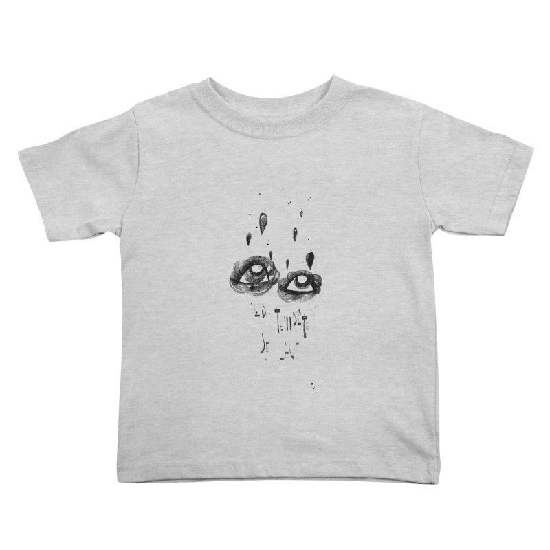 Tempête Kids Toddler T-Shirt by ilustramar's Artist Shop