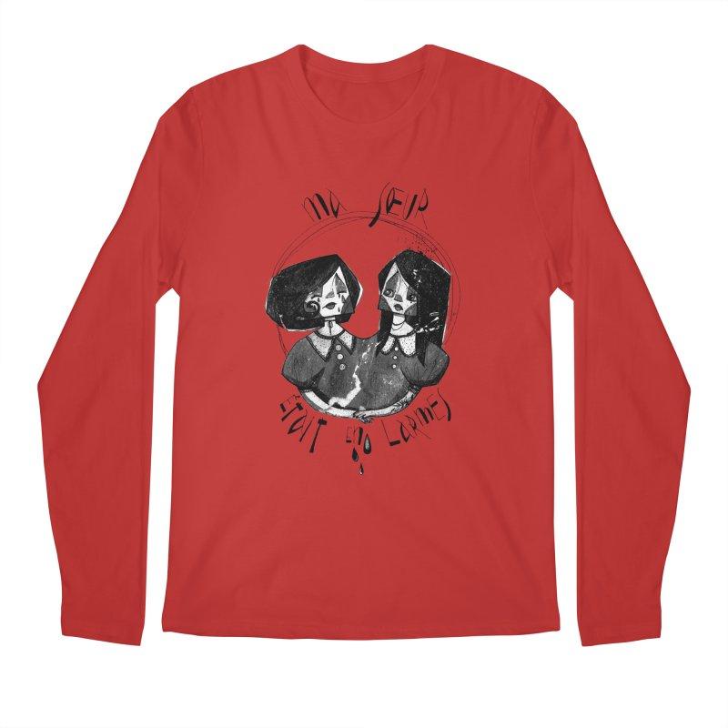 En larmes Men's Longsleeve T-Shirt by ilustramar's Artist Shop