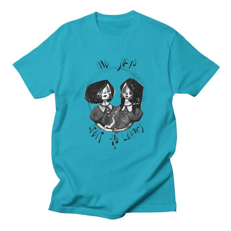 En larmes Men's Regular T-Shirt by ilustramar's Artist Shop