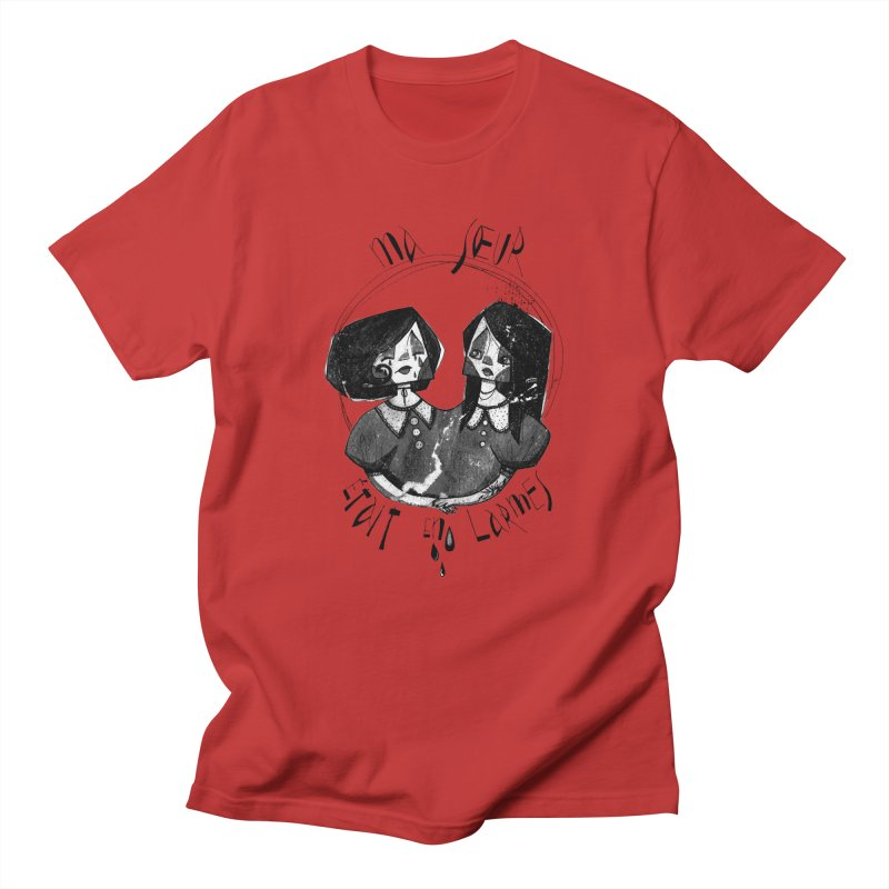 En larmes Women's Regular Unisex T-Shirt by ilustramar's Artist Shop