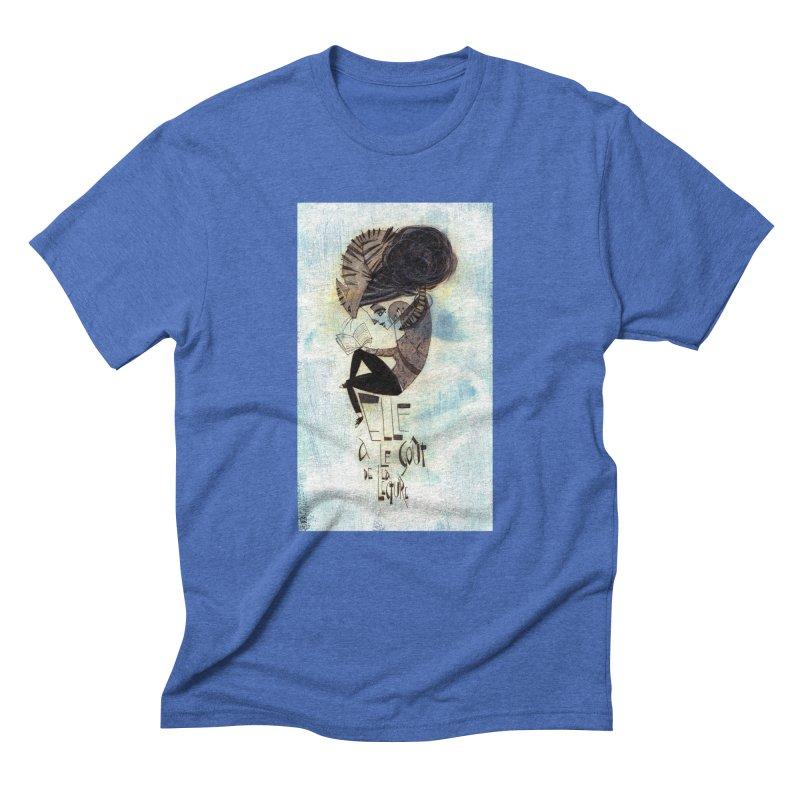 Lecture Men's T-Shirt by ilustramar's Artist Shop
