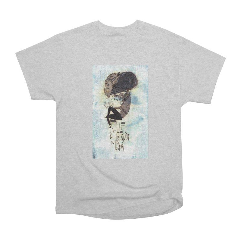 Lecture Men's Heavyweight T-Shirt by ilustramar's Artist Shop
