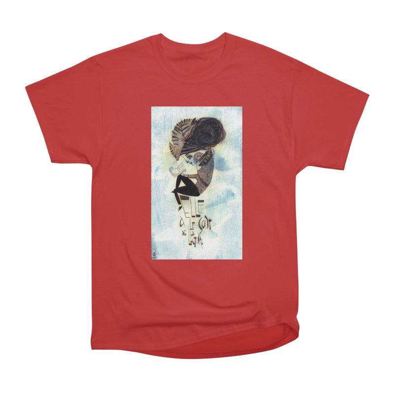 Lecture Women's Classic Unisex T-Shirt by ilustramar's Artist Shop