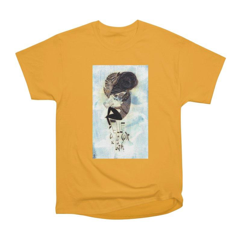 Lecture Women's Heavyweight Unisex T-Shirt by ilustramar's Artist Shop
