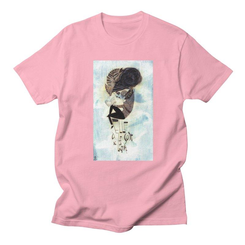 Lecture Women's Regular Unisex T-Shirt by ilustramar's Artist Shop