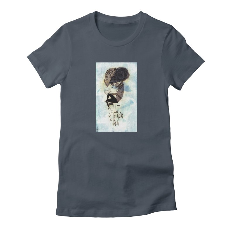Lecture Women's T-Shirt by ilustramar's Artist Shop