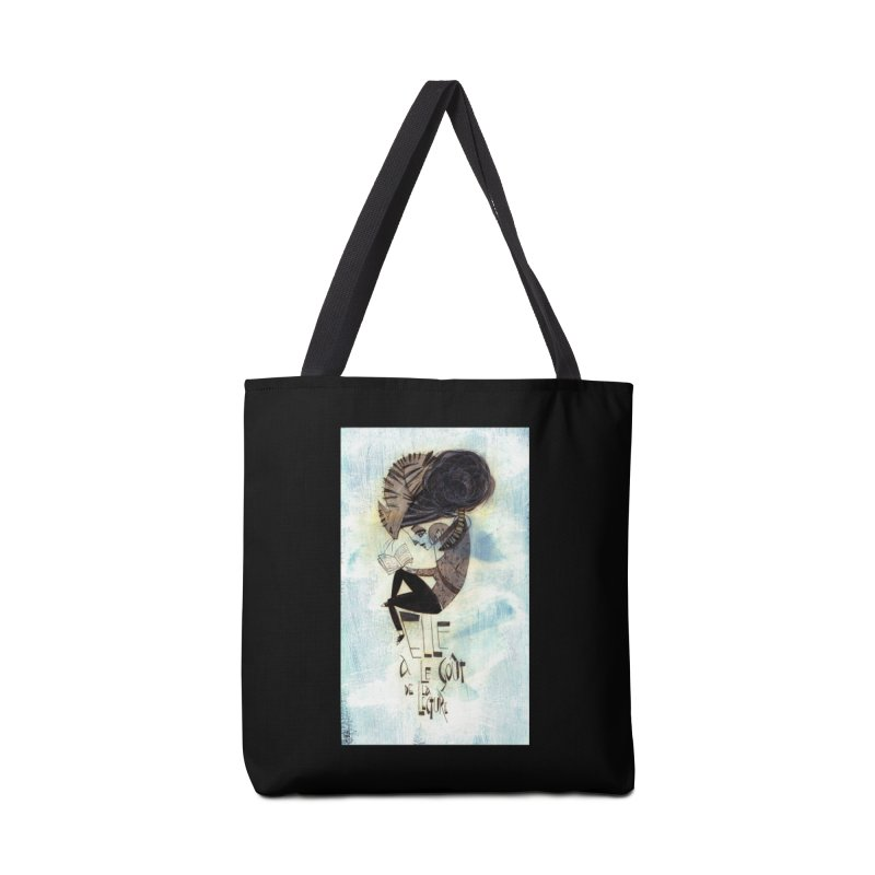 Lecture Accessories Tote Bag Bag by ilustramar's Artist Shop