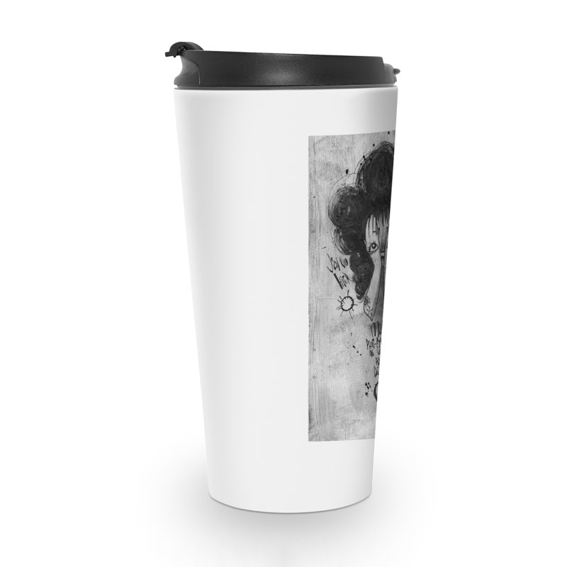 Demain Accessories Travel Mug by ilustramar's Artist Shop