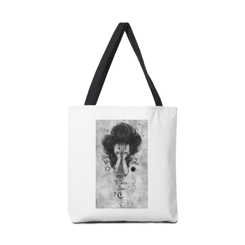 Demain Accessories Tote Bag Bag by ilustramar's Artist Shop