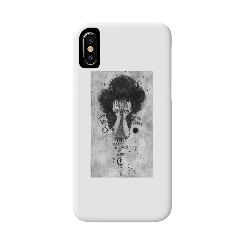 Demain Accessories Phone Case by ilustramar's Artist Shop