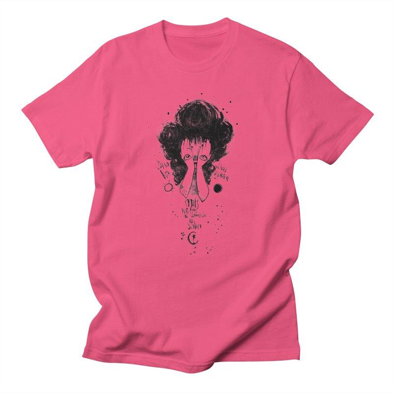 Demain Men's T-Shirt by ilustramar's Artist Shop