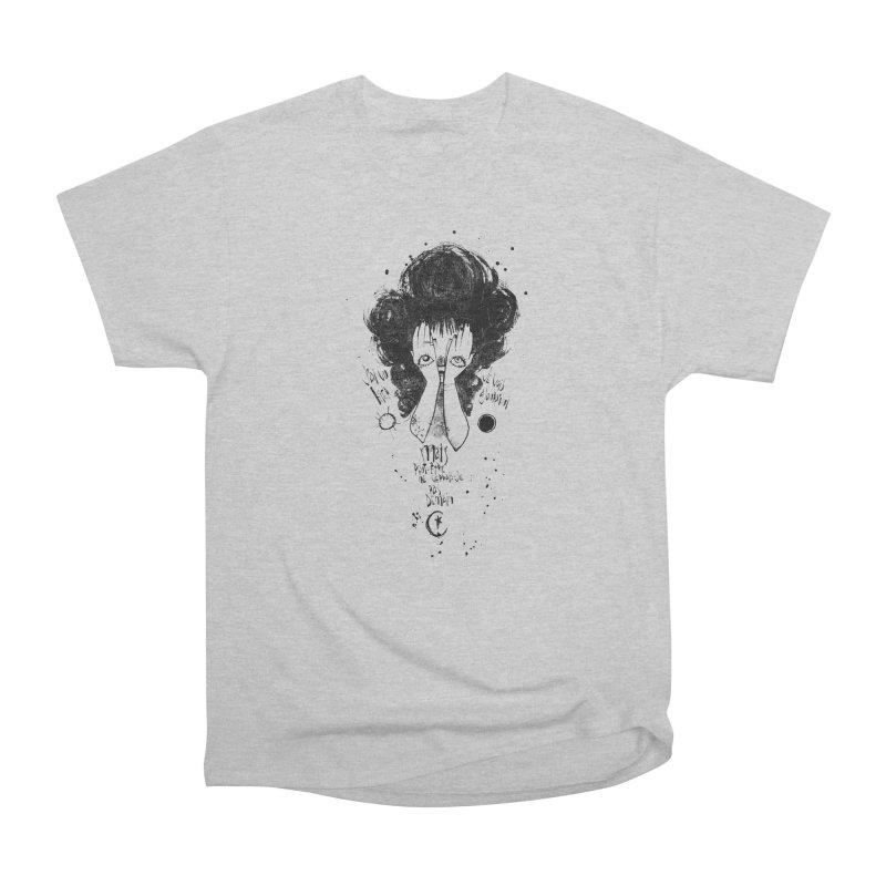 Demain Women's Heavyweight Unisex T-Shirt by ilustramar's Artist Shop