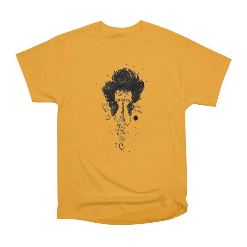 Demain Men's Heavyweight T-Shirt by ilustramar's Artist Shop
